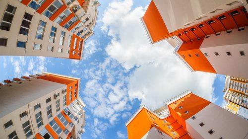 új építésű lakás
